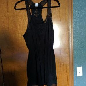 Kira Raceback dress